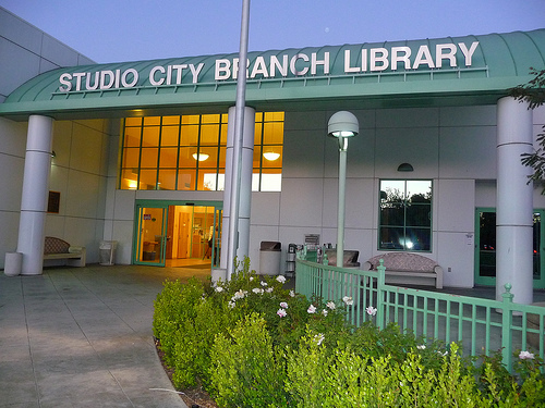Studio City Library October Calendar of Events